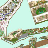 طراحی شیت مجتمع مسکونی